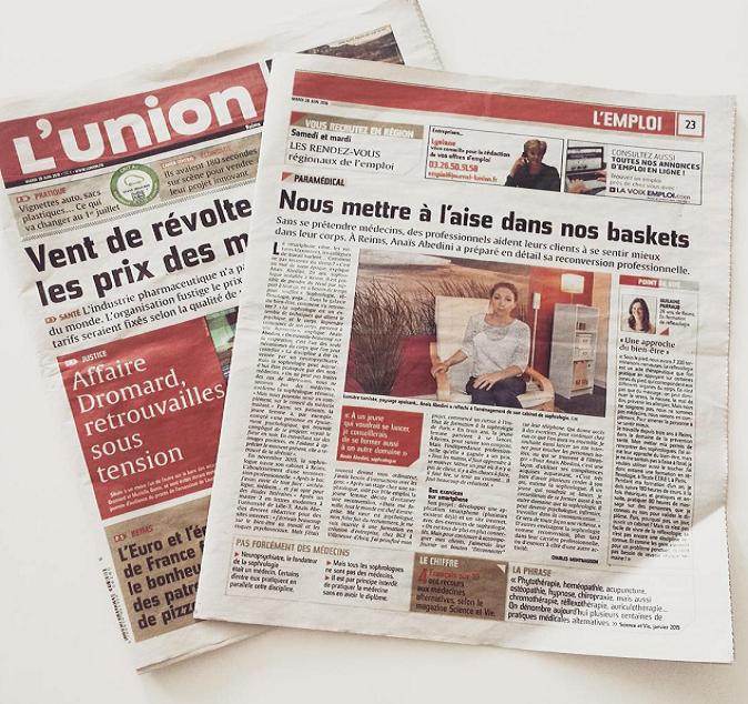 L'Union Reims | Mardi 28 juin 2016 | Rubrique Emploi